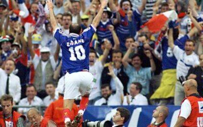 Hogyan lett világbajnok az 1998-as francia válogatott?