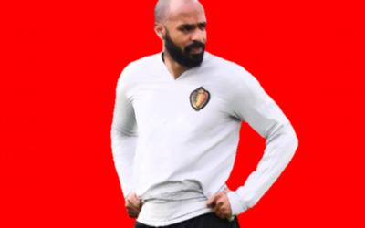 Mit keres Thierry Henry Belgium kispadján?