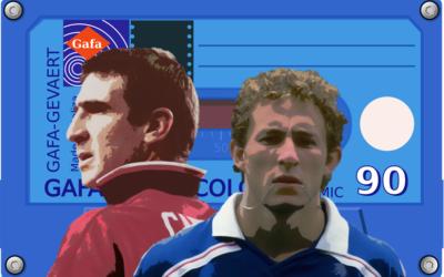 Miért nem nyert semmit a francia válogatott Papin és Cantona idején?