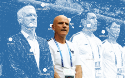 Mi Guy Stéphan, a francia válogatott másodedzőjének játékfilozófiája?