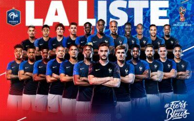 Így ejtsd ki a 2018-as francia válogatott keret tagjainak neveit